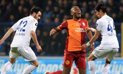 Bir Galatasaray klasiği: 0-0