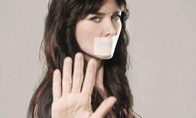 Ünlüler kadına şiddete 'Dur' dedi