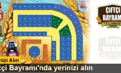 Karaman'da Çiftçi Bayramı