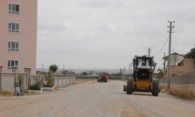 Karaman Belediyesi 5 Ayda 55 Bin Ton Asfalt Döktü