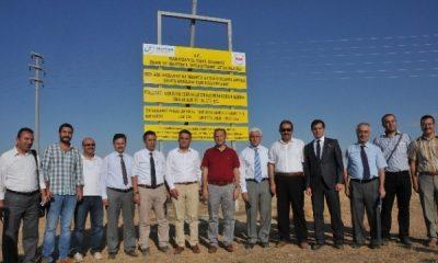 Karaman'a İlk Güneş Enerji Santrali Kuruluyor