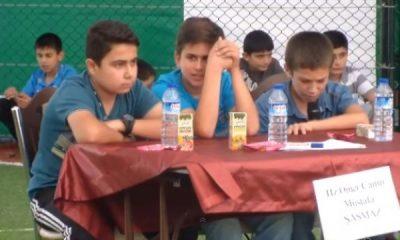 Karaman'da Kur'an Kursları Bilgi Yarışması