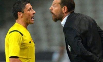 UEFA Bilic'e 1 maç ceza verdi