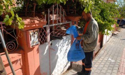 Karaman Belediyesi Kurban Bayramı Öncesi 75 Bin Poşet Dağıttı