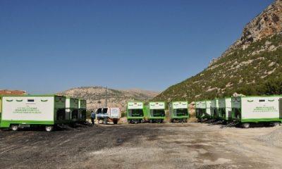 Karaman'da 15 Köye Cenaze Yıkama ve Morg Aracı