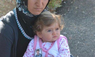 Ermenek Maden Faciası Davasında, Ölen Madenci Eşi: Bu Çocuğu Babasız Bıraktınız (1)