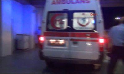 Karaman – Otomobilin İçinden Husumetlisine Ateş Etti: 3'ü Çocuk, 6 Yaralı