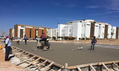 Karaman Devlet Hastanesi'ne Heliport Yapılıyor