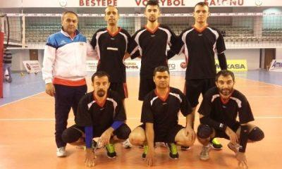 Karaman İşitme Engelliler Voleybol Takımı 1. Lige Çıktı