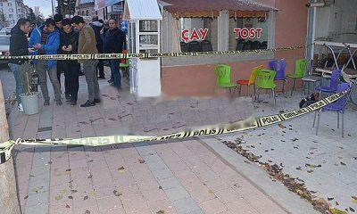 Karaman'da çıkan silahlı ve bıçaklı kavga
