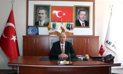 AK Parti İl Başkanı Mesaj Yayınladı
