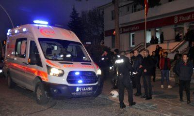 Karaman'da 20 lira için bıçaklama