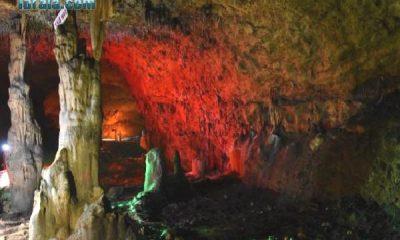 Karaman İncesu Mağarası'nda şifa arıyorlar
