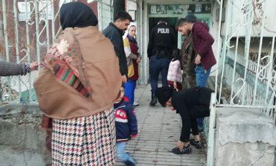 Karaman'da Dehşet! Kocasının karnına tornavida soktu