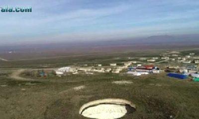 Karapınar'da 360 obruk oluştu