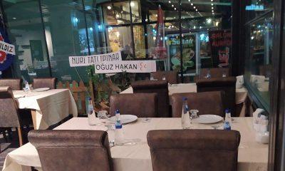 Karaman'da yemek Şorba Yemek Restorant'ta yenir.