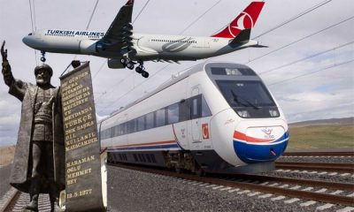 Karaman Hızlı Tren, Havaalanı, ve Çevre Yolu akıbeti belli oldu