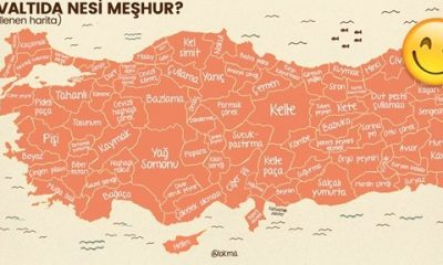 Türkiye'nin Kahvaltı Haritası! Karaman'ın Neyi Meşhur?
