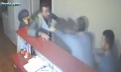 Karaman'da Otel Sahibi ile eşine gece yarısı darp!