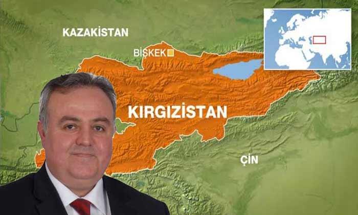 Kırgızistan İş Adamları Karaman'a Neden Geliyor?