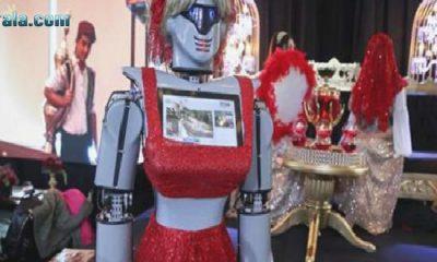 Konya'da Kına Gecesi İçin Robot Üretildi