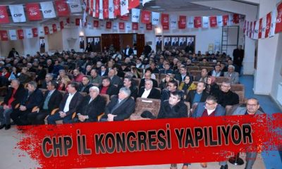 Cumhuriyet Halk Partisi Karaman İl Kongresi