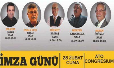 Karamanlı yazarlardan Ankara çıkarması