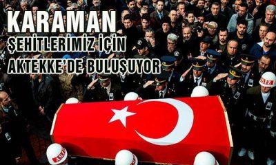 Karaman'da Gıyabi Cenaze Namazı Kılınacak