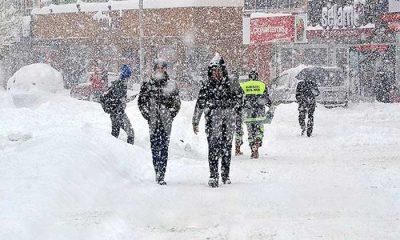 Karaman'da Yoğun Kar Yağışı Bekleniyor