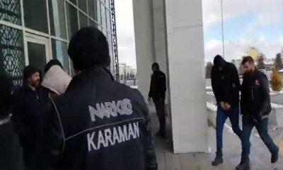 Karaman'da Uyuşturucu Operasyonunda Neler Yaşandı?
