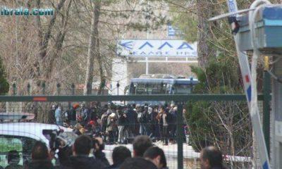 Yunanistan Sınırında Hareketli Saatler Yaşanıyor