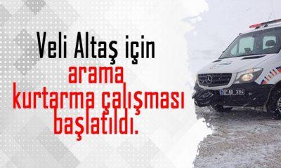 Karaman'da Kayıp Şahıs İçin Arama Başlatıldı