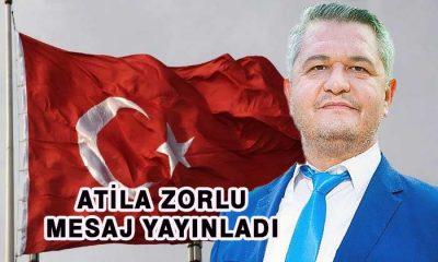 Ermenek Belediye Başkanı Atila Zorlu Mesaj Yayınladı