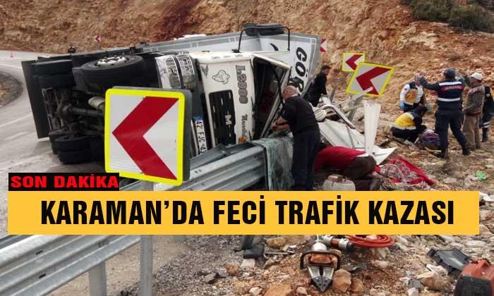 Karaman'da Böyle Cenaze Namazı Görmediniz
