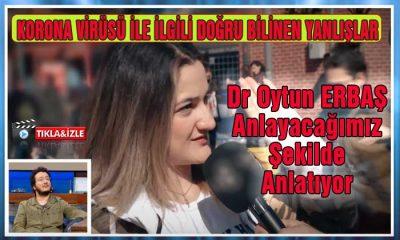 Dr Oytun Erbaş Korona İle İlgili Doğru Bildiğimiz Yanlışları Açıkladı