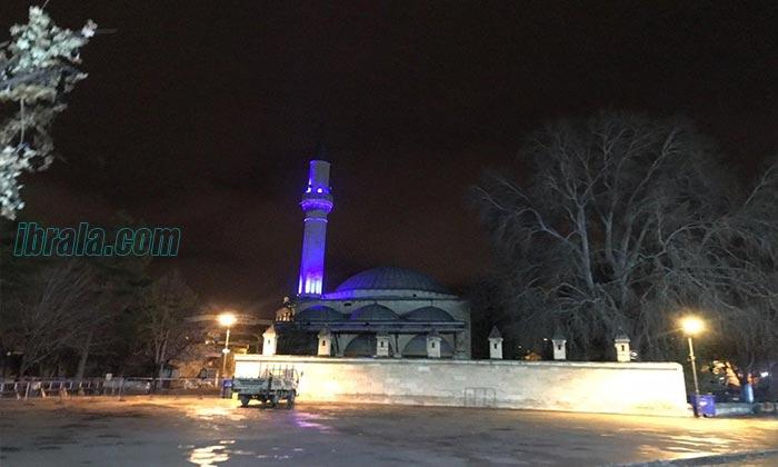 Karaman Mart Gecesi Kar Soğuk ve Sessizlik
