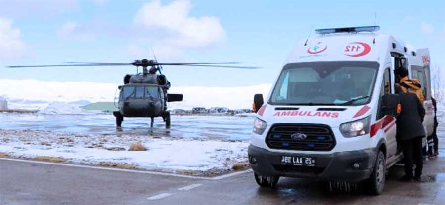 Karaman'lı Hemşehrimiz Roketli Saldırıda Yaralandı