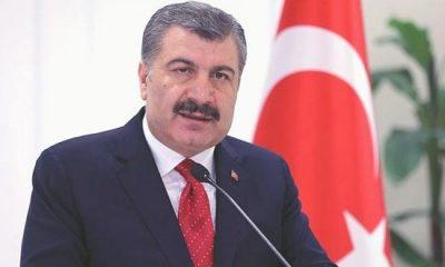 Son Dakika Bakan Açıkladı Türkiye'de Vaka Sayısı Artıyor