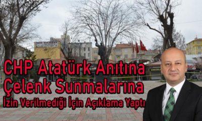CHP Karaman İl Başkanından Açıklama