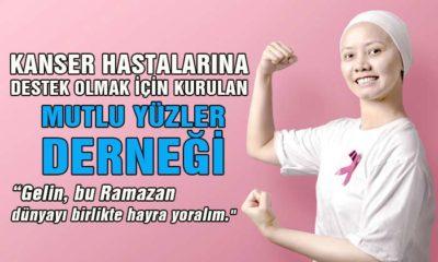 Karaman'da Kanser Hastaları ve Aileleri Desteğinizi Bekliyor