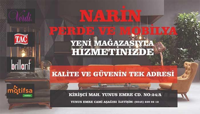 Narin Perde Mobilya