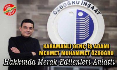 Mehmet Muhammet Özdoğru Özel Ropörtajı