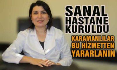 Karamanlılar Sanal Hastane Hizmetinizde