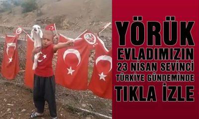 Yörük Çocuğumuz Türkiye Gündeminde