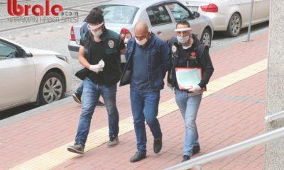 155 kilo eroinle yakalanan tır sürücüsü tutuklandı