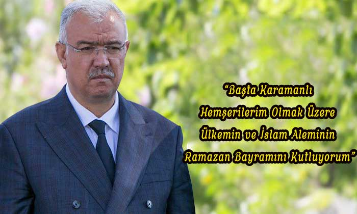 AK Parti İl Başkanı Çağlayan Kutlama Mesajı Yayınladı