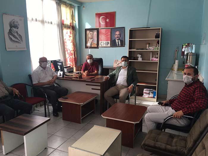 CHP Karaman Teşkilatı Ayrancı'lılar İle Buluştu