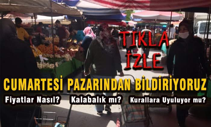 Karaman Cumartesi pazarı