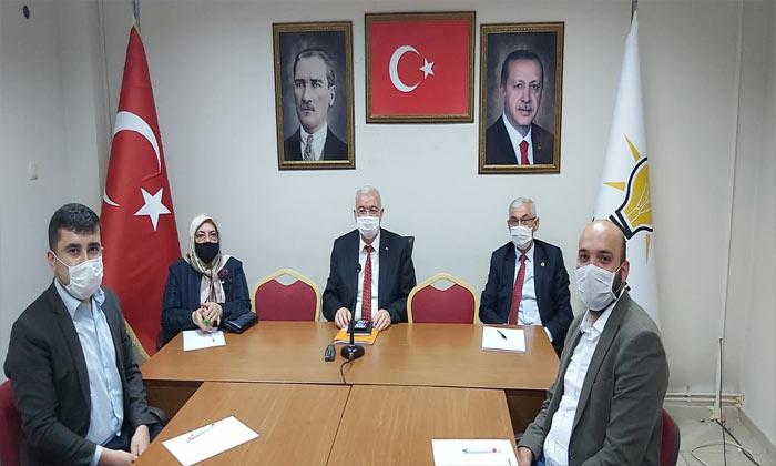 Cumhurbaşkanı Karaman'a Müjde Verdi
