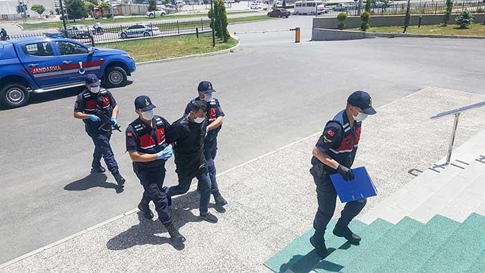 Karaman'da Suç Makinası Yakalandı!